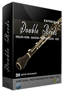 double reeds library box for kontakt