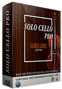 solo cello pro library box for kontakt