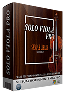 solo violin pro library box for kontakt