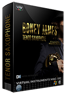 Black vst boney james bundle box